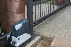 Итальянскую автоматику для ворот гаражей реализует в Курске компания «Алюцентр»
