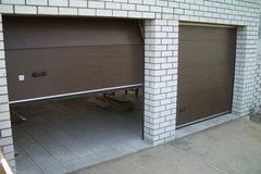 Ворота секционные выгодно в Курске