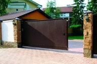 Предлагаем купить откатные ворота в Курске шириной до 24 м
