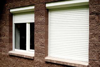 Рольставни в Курске для балкона и окон